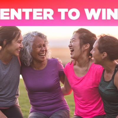 Enter to win one free year